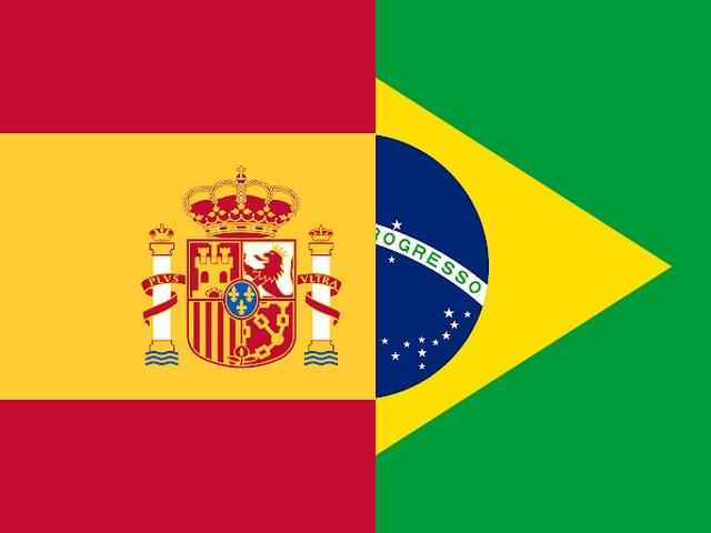 Relação do Brasil com a Espanha